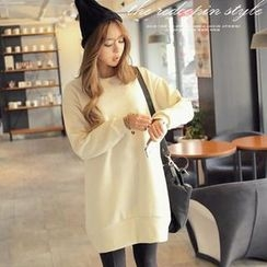 REDOPIN - Brushed-Fleece Pullover