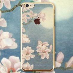 Kindtoy - 印花手机保护套 - iphone 7 / 7 plus