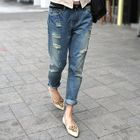 SO Central - Distressed Jeans