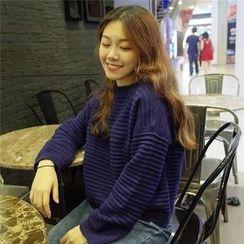 QZ Lady - Plain Chunky Sweater
