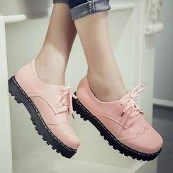 傾城 - 布洛克牛津鞋
