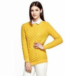 O.SA - Patterned Sweater