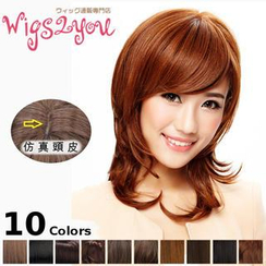 Wigs2You - Full Wig - Medium Straight