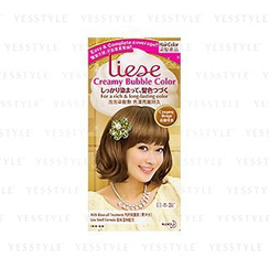 Kao - Liese Bubble Hair Color (Creamy Beige)