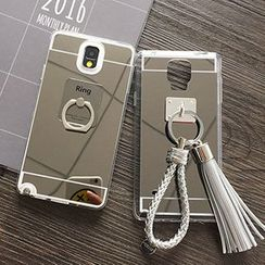 Casei Colour - Mirror Case for Samsung Note 4 / Note 3