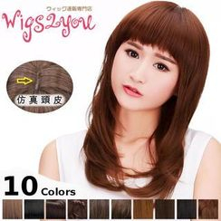 Wigs2You - Long Full Wig -  Bob