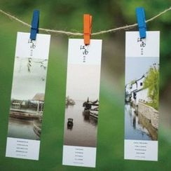 Milena - Printed Bookmark Set (30 pcs)