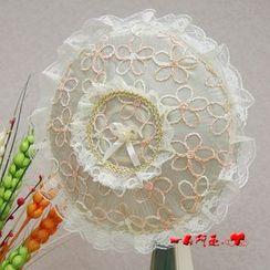 LOML - Lace Fan Dust Cover