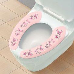 Livesmart - 動物印花廁板套