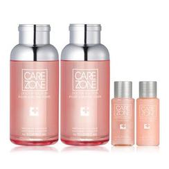 CAREZONE - Doctor Solution A-Cure Set: Toner 170ml + Emulsion 170ml + Toner 25ml + Emulsion 25ml