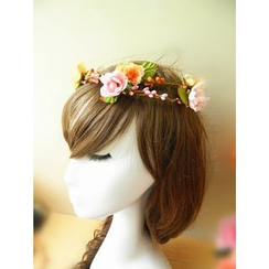 Trava - Floral Hairband