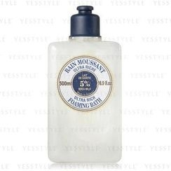 L'Occitane - Shea Butter Foaming Cream Bath