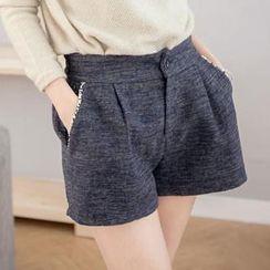 Tokyo Fashion - Melangé Shorts