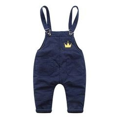DEARIE - Kids Applique Dungaree