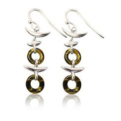 ZN Concept - Yellow Tiger's Eye Earrings