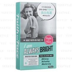 Faith in Face - I Am Always Bright Sheet Mask