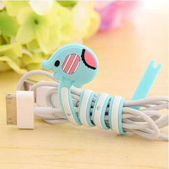 Red Unicorn - Cartoon Cable Winder