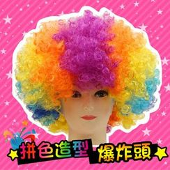 Clair Beauty - Party Costume Wig - Curly