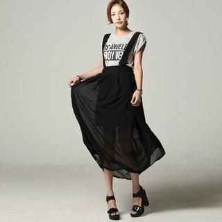 SARAH - Jumper Maxi Skirt