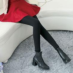nooyi - Fleece-Lined Leggings