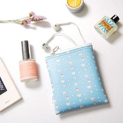 LIFE STORY - Patterned Mini Pouch