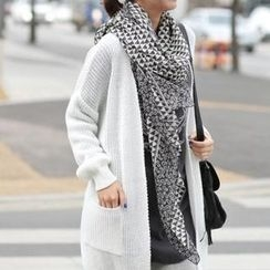 Jcstyle - Multi Pattern Long Scarf