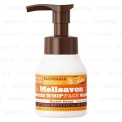 Mellsavon - Whip Face Wash Herbal Green