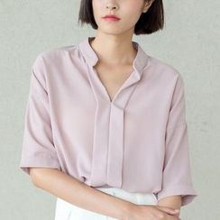 Sens Collection - Plain Chiffon Top