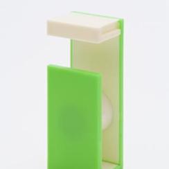 mt - mt Masking Tape : mt tape cutter 2tone (Green x Ivory)