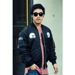Ohkkage - Zip-Up Jacket