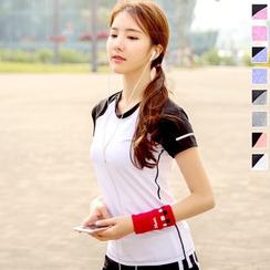 REALLION - Short-Sleeve Sport T-Shirt