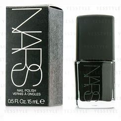 NARS - Nail Polish - #Back Room (Black)