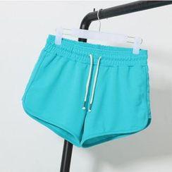 della molla - Plain Sport Shorts