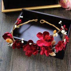 constello - Bridal Flower Headband