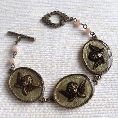 MyLittleThing - Vintage Angel Bracelet