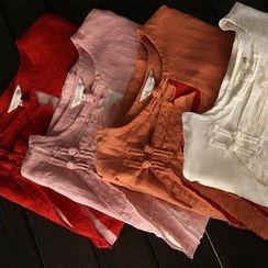 Rosadame - 中式鈕釦襯衫