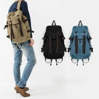MURATI - Canvas Backpack