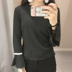 Dute - Bell-Sleeve Top