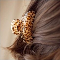 Coolgirl - Leopard Print Hair Clip