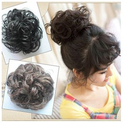 DEBE - Kids Hair Bun - Wavy
