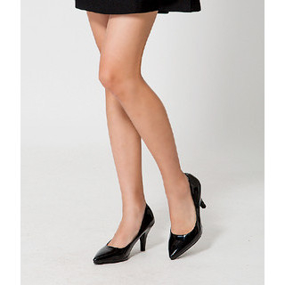 yeswalker - Pointy-Toe Patent Pumps