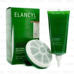 Galenic - Activ Slimming Massage kit: Glove + Slimming Shower Gel 200ml/6.7oz