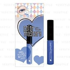LUCKY TRENDY - TM Color Mascara (Splash Blue)