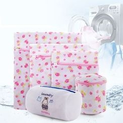 Home Simply - Printed Laundry Bag