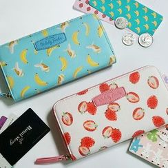 BABOSARANG - 'Melody Fruits' Series Long Wallet