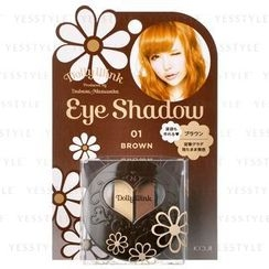 Koji - Dolly Wink Eye Shadow (#01 Brown)
