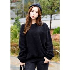 DEEPNY - Fleece Sweatshirt