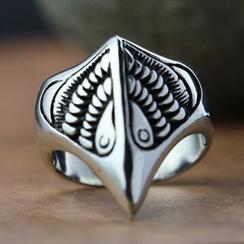 潮野 - 钛钢指环