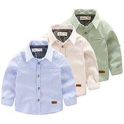 Kido - 小童條紋襯衫