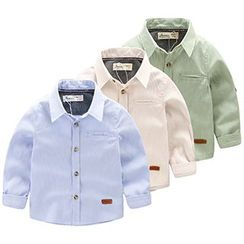 Kido - 小童条纹衬衫